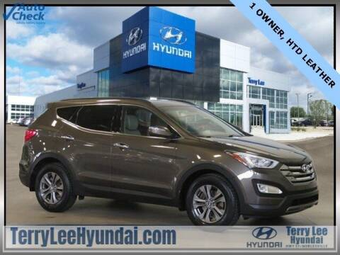 2013 Hyundai Santa Fe Sport for sale at Terry Lee Hyundai in Noblesville IN