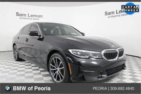 2019 BMW 3 Series for sale at BMW of Peoria in Peoria IL
