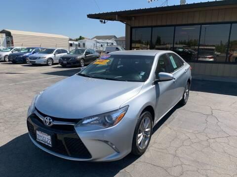 2017 Toyota Camry for sale at California Motors in Lodi CA