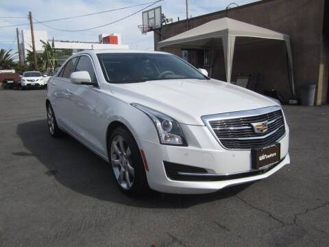 2016 Cadillac ATS for sale at Win Motors Inc. in Los Angeles CA