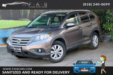 2013 Honda CR-V for sale at Best Car Buy in Glendale CA