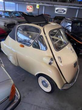 1957 BMW Isetta for sale at Classic Car Deals in Cadillac MI