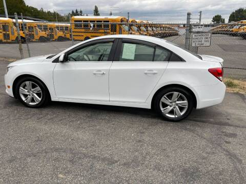 2014 Chevrolet Cruze for sale at SNS AUTO SALES in Seattle WA