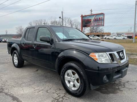 2012 Nissan Frontier for sale at Albi Auto Sales LLC in Louisville KY