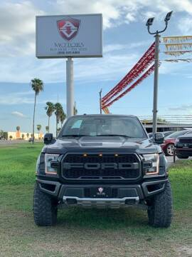 2017 Ford F-150 for sale at A & V MOTORS in Hidalgo TX