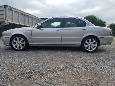 2003 Jaguar X-Type for sale at Tennessee Valley Wholesale Autos LLC in Huntsville AL