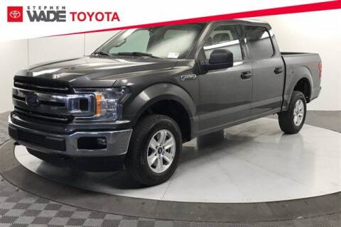 2020 Ford F-150 for sale at Stephen Wade Pre-Owned Supercenter in Saint George UT