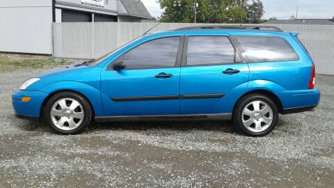 2001 Ford Focus for sale at Car Guys in Kent WA
