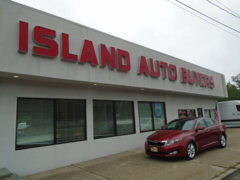 2011 Kia Optima for sale at Island Auto Buyers in West Babylon NY