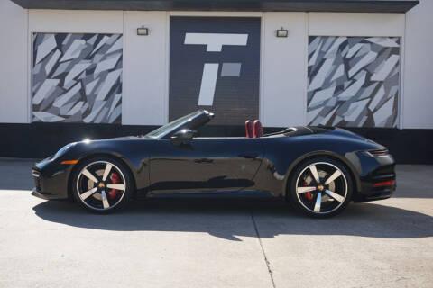 2020 Porsche 911 for sale at Tactical Fleet in Addison TX