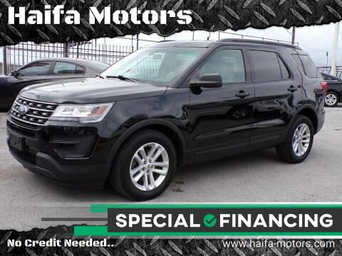 2016 Ford Explorer for sale at Haifa Motors in Philadelphia PA