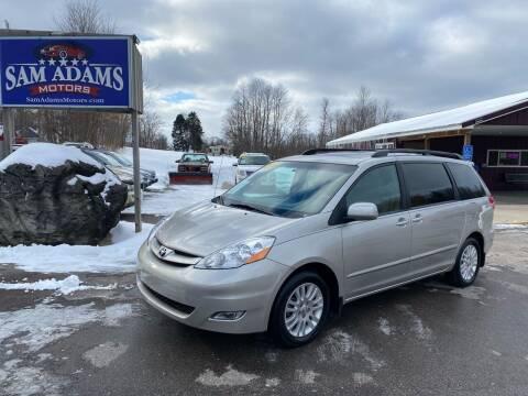 2010 Toyota Sienna for sale at Sam Adams Motors in Cedar Springs MI