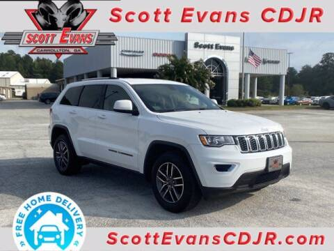 2019 Jeep Grand Cherokee for sale at SCOTT EVANS CHRYSLER DODGE in Carrollton GA