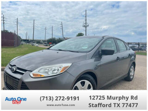 2012 Ford Focus for sale at Auto One USA in Stafford TX