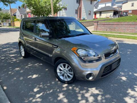 2013 Kia Soul for sale at Giordano Auto Sales in Hasbrouck Heights NJ