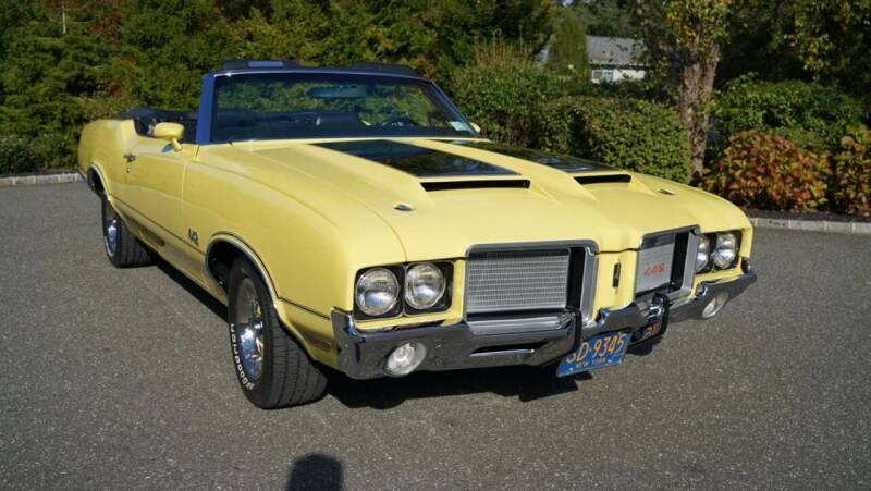 1972 Oldsmobile 442 for sale at Fiore Motors, Inc.  dba Fiore Motor Classics in Old Bethpage NY