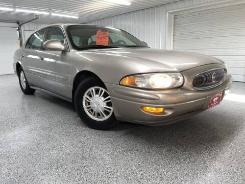 2004 Buick LeSabre for sale at Hi-Way Auto Sales in Pease MN