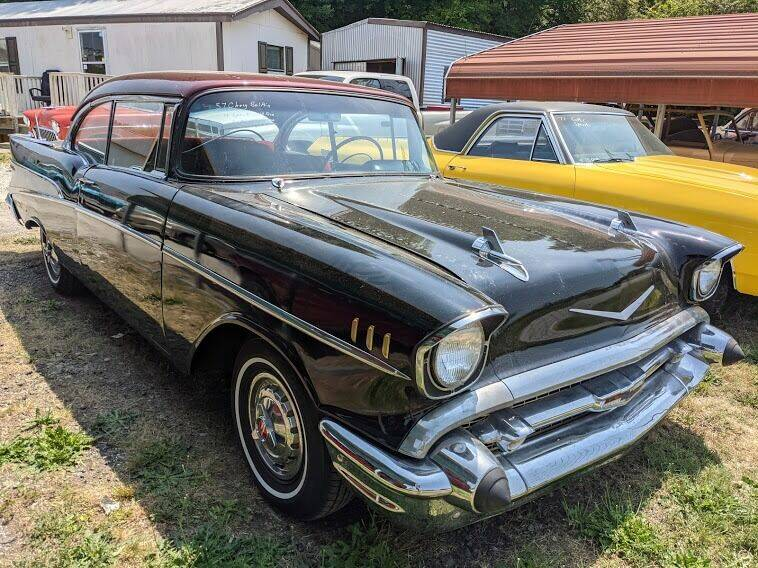 1957 Chevrolet Bel Air for sale at Classic Cars of South Carolina in Gray Court SC