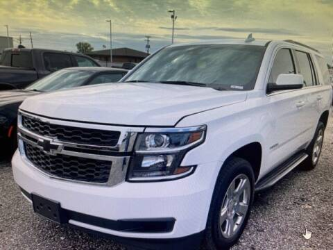 2018 Chevrolet Tahoe for sale at PHIL SMITH AUTOMOTIVE GROUP - SOUTHERN PINES GM in Southern Pines NC