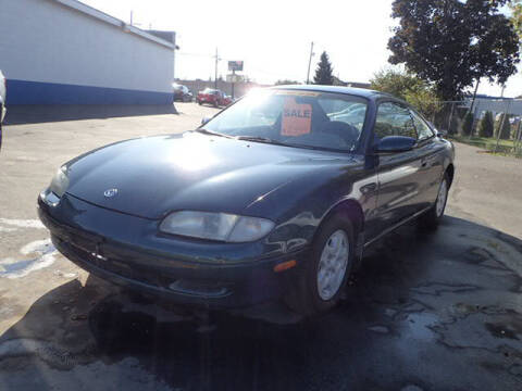 1993 Mazda MX-6 for sale at Tommy's 9th Street Auto Sales in Walla Walla WA