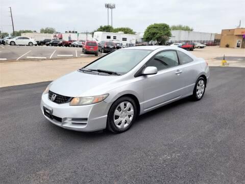 2009 Honda Civic for sale at Image Auto Sales in Dallas TX