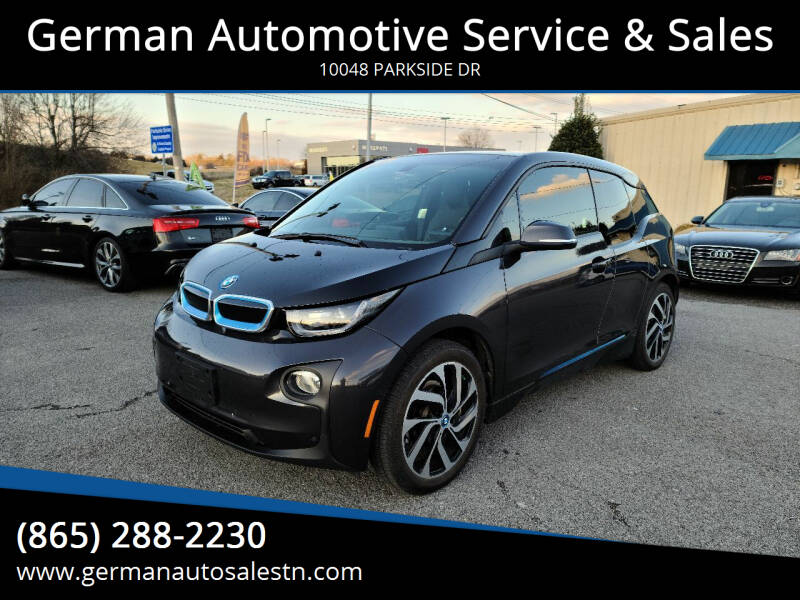 2015 BMW i3 for sale at German Automotive Service & Sales in Knoxville TN