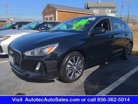 2019 Hyundai Elantra GT for sale at Autotec Auto Sales in Vineland NJ