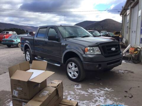 2006 Ford F-150 for sale at Troys Auto Sales in Dornsife PA