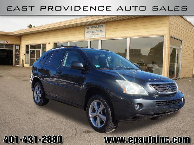 2007 Lexus RX 400h for sale at East Providence Auto Sales in East Providence RI