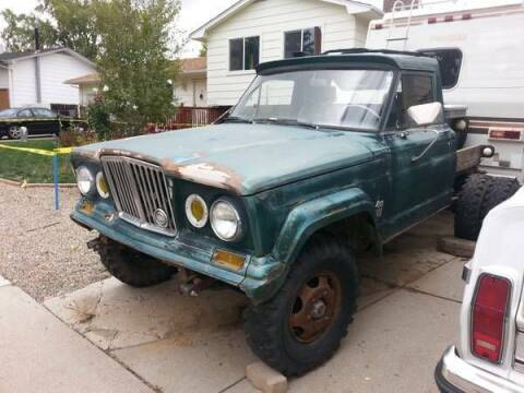 1965 Kaiser Jeep for sale at Haggle Me Classics in Hobart IN