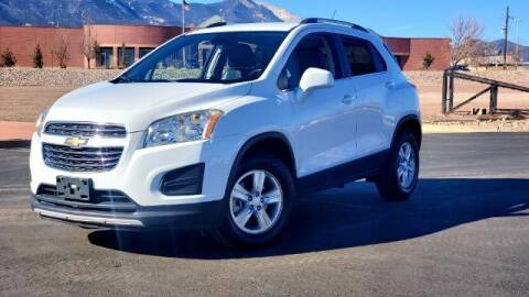 2015 Chevrolet Trax for sale at Lakeside Auto Brokers in Colorado Springs CO