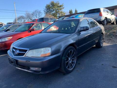 2003 Acura TL for sale at GMG AUTO SALES in Scranton PA