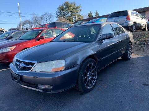 2003 Acura TL for sale at GMG AUTO SALES in Scranton PA