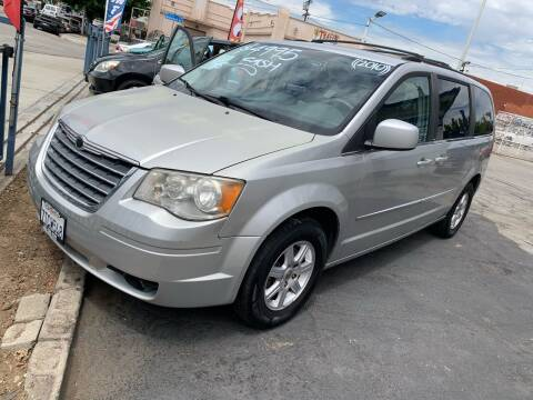 2010 Chrysler Town and Country for sale at Olympic Motors in Los Angeles CA