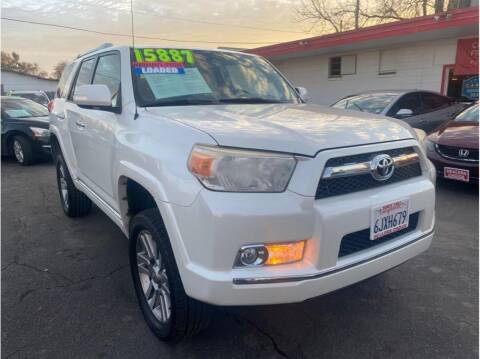 2010 Toyota 4Runner for sale at Dealers Choice Inc in Farmersville CA