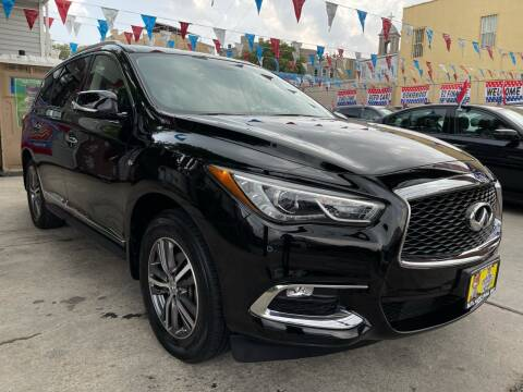 2018 Infiniti QX60 for sale at Elite Automall Inc in Ridgewood NY