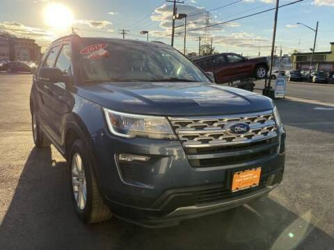 2019 Ford Explorer for sale at South Shore Chrysler Dodge Jeep Ram in Inwood NY