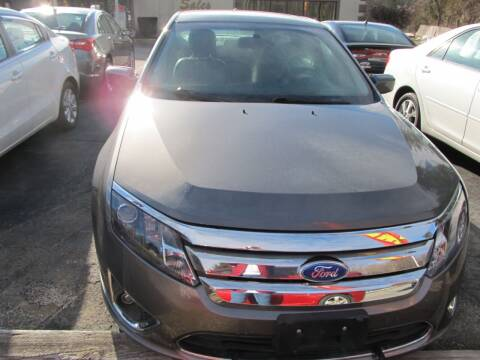 2011 Ford Fusion for sale at Mid - Way Auto Sales INC in Montgomery NY