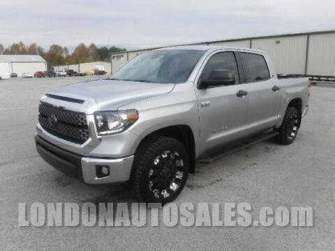 2018 Toyota Tundra for sale at London Auto Sales LLC in London KY