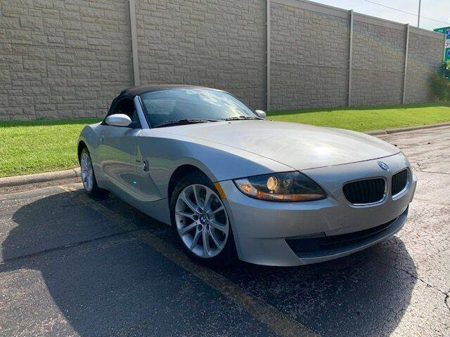 2006 BMW Z4 for sale at EMH Motors in Rolling Meadows IL