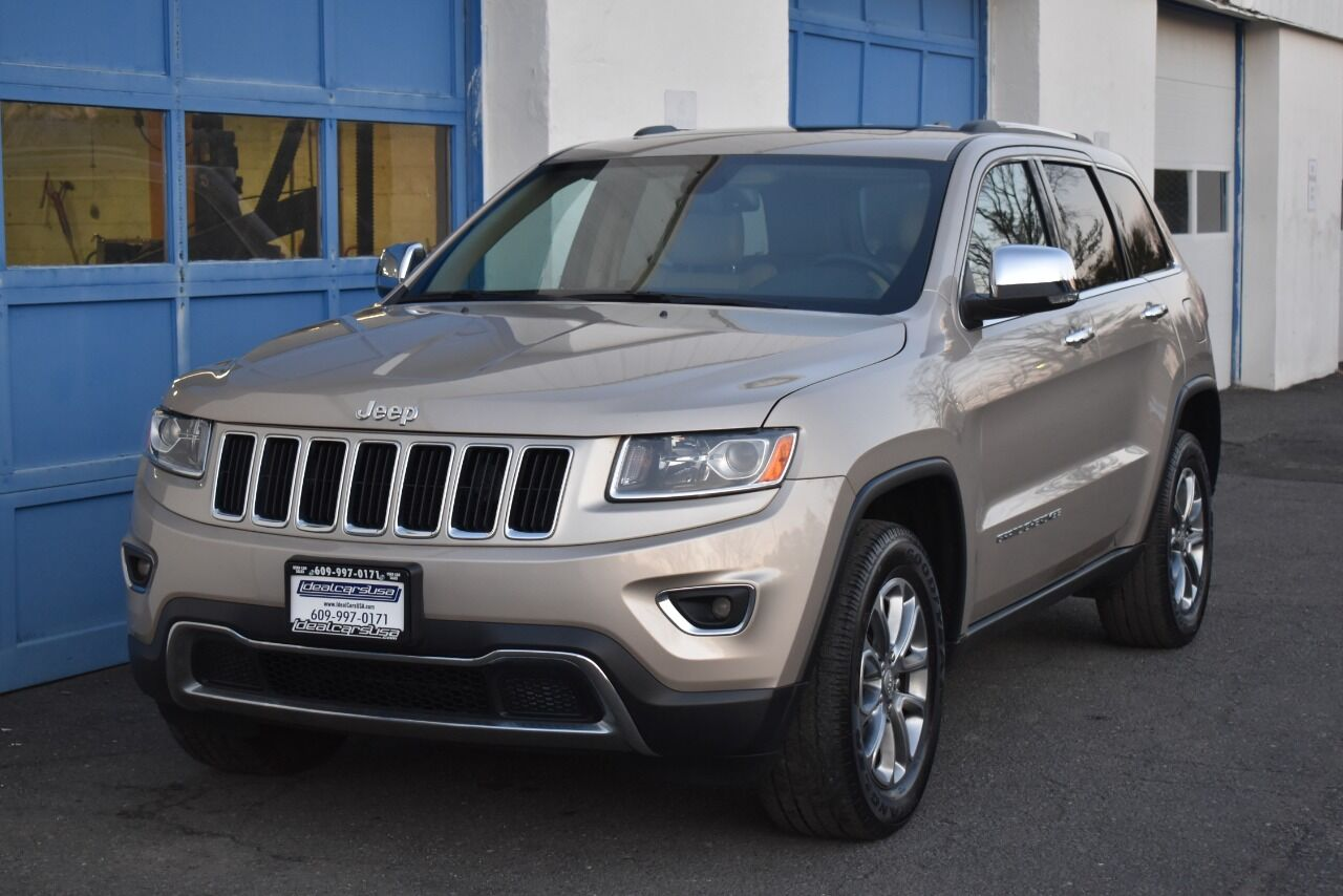 2014 Jeep Grand Cherokee Limited 4×4 4dr SUV