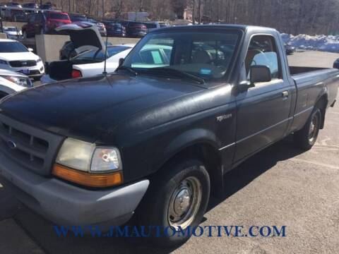 1999 Ford Ranger for sale at J & M Automotive in Naugatuck CT