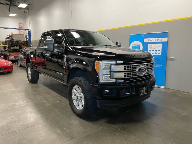 2017 Ford F-250 Super Duty for sale at Loudoun Motors in Sterling VA