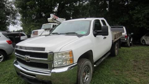 2008 Chevrolet Silverado 2500HD for sale at Auto Outlet of Morgantown in Morgantown WV
