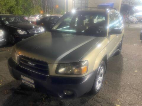 2005 Subaru Forester for sale at Car Planet Inc. in Milwaukee WI