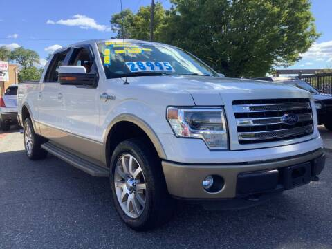 2013 Ford F-150 for sale at Active Auto Sales Inc in Philadelphia PA