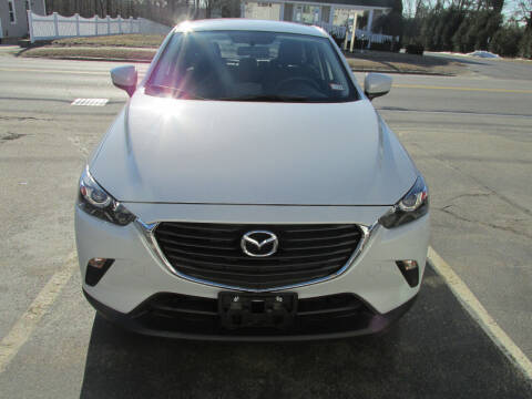 2016 Mazda CX-3 for sale at Steven's Auto Sales in Derry NH