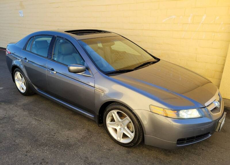 2006 Acura TL for sale at Cars To Go in Sacramento CA