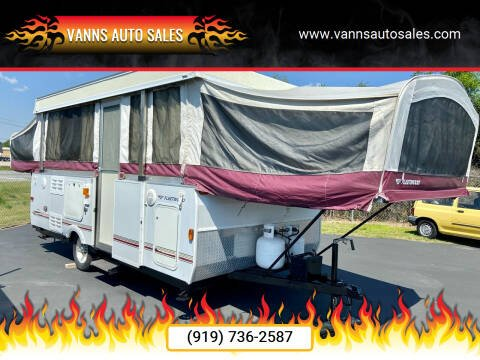 2008 Fleetwood Niagria for sale at Vanns Auto Sales in Goldsboro NC