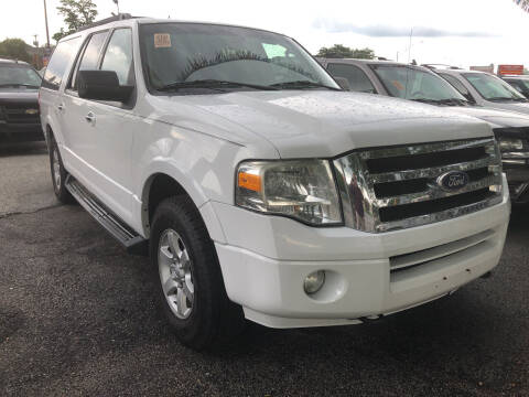 2010 Ford Expedition EL for sale at Sonny Gerber Auto Sales in Omaha NE